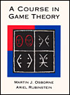 A course in Game Theory book